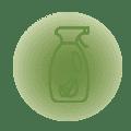 Tutti i prodotti per la pulizia sono certificati Ecolabel