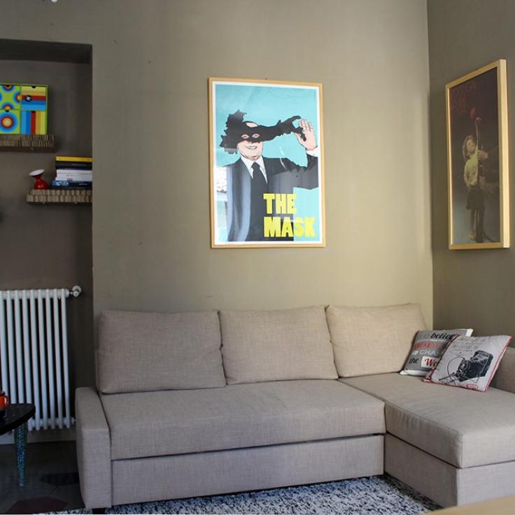 Divano Letto Matrimoniale Offerte Torino.Appartamenti Brevi Periodi Torino Bamboo Eco Hostel Torino