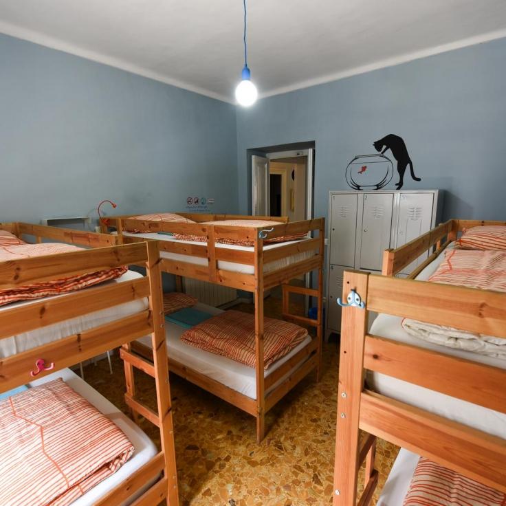 Letti A Castello Per Ostelli.Ostello Posto Letto Torino Bamboo Eco Hostel Torino