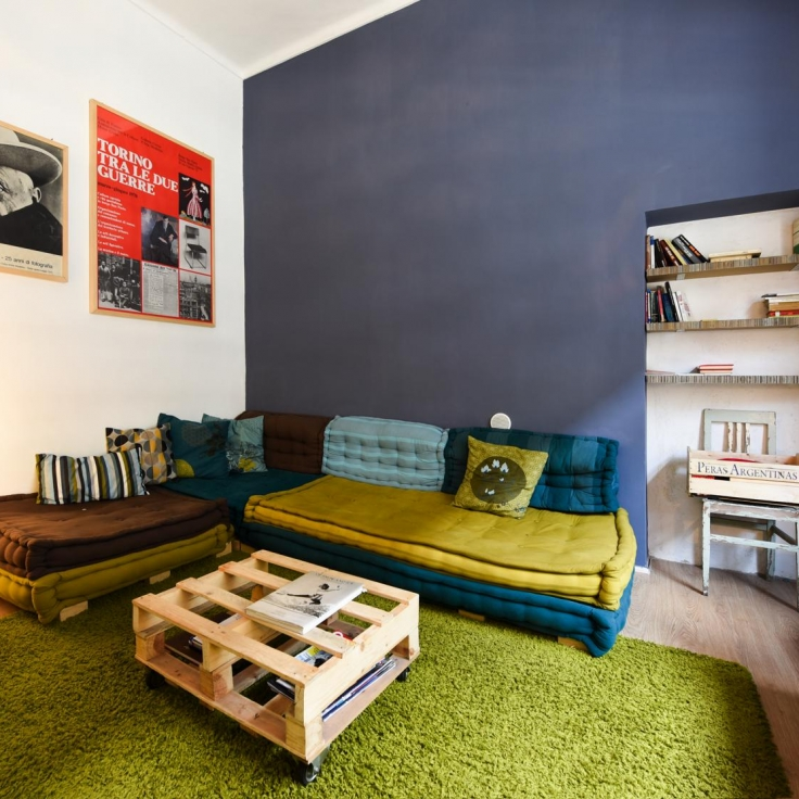 Hostel in Turin - Bamboo Eco Hostel - Turin